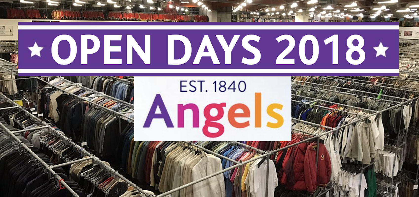 Angels Open Days 2018