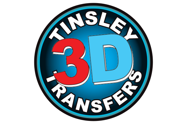 Tinsley 3D Transfers